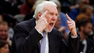 The Nets Will Reportedly Try To Pursue Gregg Popovich