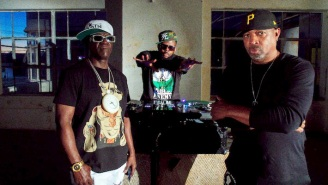 Public Enemy Go After Donald Trump On The Expletive-Laden 'State Of The Union (STFU)'