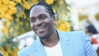 Pusha T Welcomes His Son, Nigel Brixx Thornton