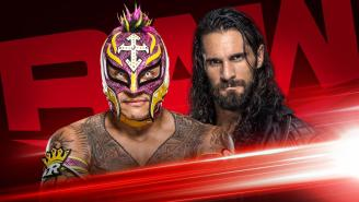 "WWE Raw Open Discussion Thread: Rey Mysterio ""Retires"""