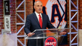 Rob Manfred Is Suddenly 'Not Confident' MLB Plays In 2020 Days After Saying It '100 Percent' Would