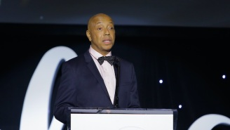 The Russell Simmons Episode Of 'Drink Champs' Has Been Pulled From Tidal Following Backlash