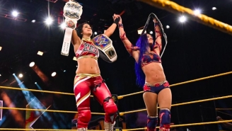 The Best And Worst Of WWE NXT 6/17/20: Bayley Breathing