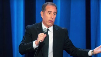 Jerry Seinfeld Has Addressed Rumors That He Used To Be A Scientologist