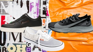 SNX DLX: Featuring A Vans / Daniel Johnston Collection And Travel-Ready Air Force 1s