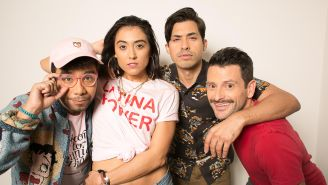 Meet Spanish Aqui Presents, One Of LA's Hottest Comedy Groups