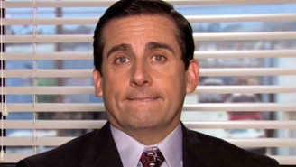 Someone Actually Once Enraged The Famously Nice Steve Carell From 'The Office'