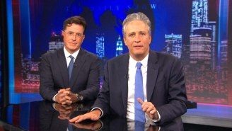 Jon Stewart Regrets Not Having 'Actively Done Enough' To Make 'The Daily Show' More Diverse