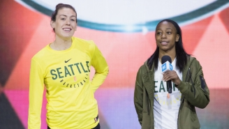 Breanna Stewart Is Disappointed To Represent A Country Where Racism 'Is A Big Problem'