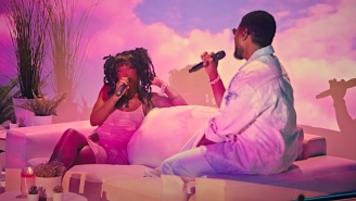 Summer Walker And Usher Deliver A Social Distance-Friendly 2020 BET Awards Performance Of 'Come Thru'