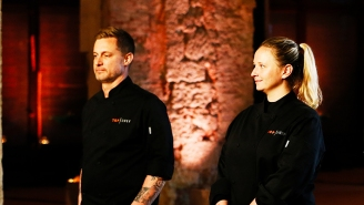 Top Chef's Lovable Losers Bryan Voltaggio And Stephanie Cmar On This Season's Most Roastable Moments