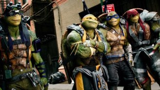 Seth Rogen Says His 'Teenage Mutant Ninja Turtles' Reboot Will Focus On The 'Teenage' Part