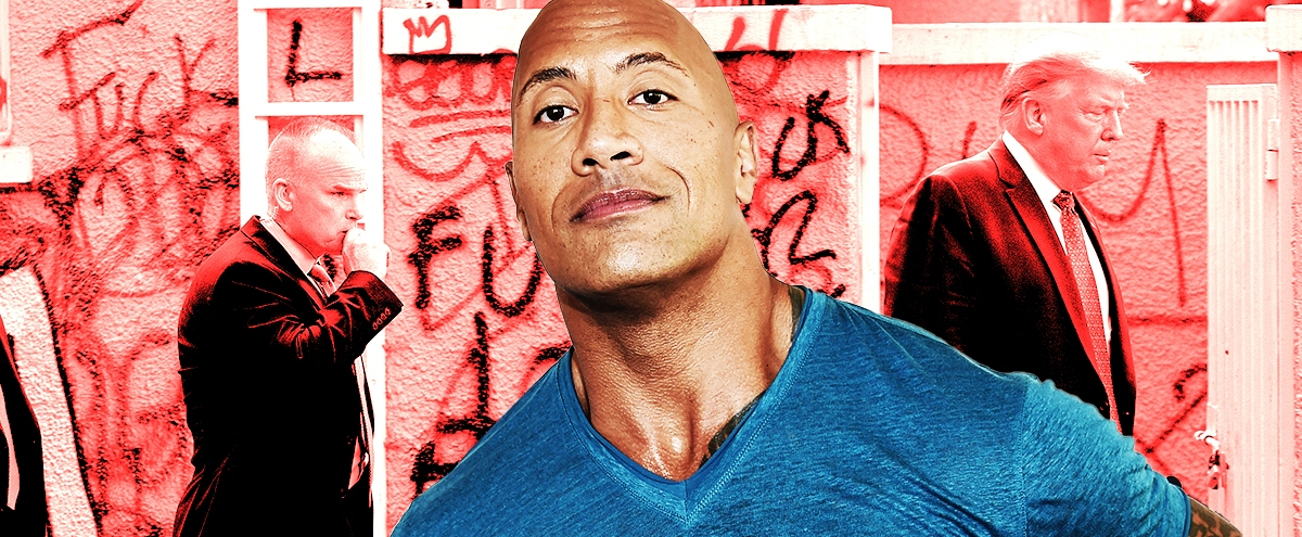 The Rock Takes A Swing At President Trump Over The George Floyd Protests: 'Where Are You?'