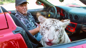 'Tiger King' Star Jeff Lowe Isn't Going To Make It Easy For Carole Baskin To Take Over Joe Exotic's Zoo