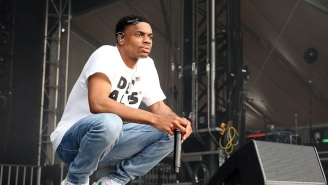Vince Staples Explains His Reluctance To Call Animal Control To Handle Home Pests