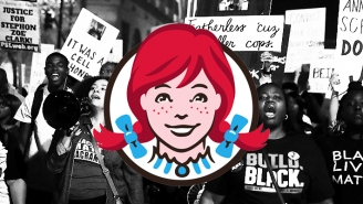 Wendy's Offers Support To Black Lives Matter After A Backlash Over A Franchisee's Trump Donations