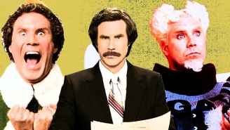 The Best Will Ferrell Movies Of All Time, Ranked
