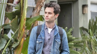 Penn Badgley Is 'Very Troubled' By The Accusations Against 'You' Co-Star Chris D'Elia
