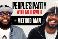 'People's Party With Talib Kweli' Episode 55 -- Method Man