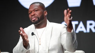 50 Cent Trolls The Emmys With His 'Black Ass To Kiss' Over Snubbing 'Power'