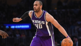 Report: A Group Led By Arron Afflalo Will Submit A Bid To Purchase The Timberwolves