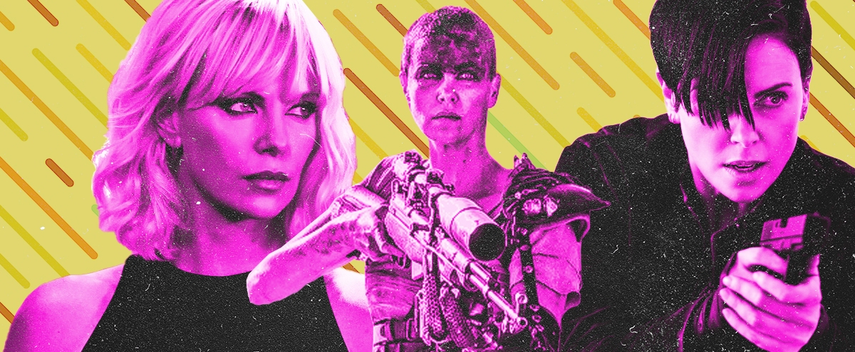 Is There A Bigger Action Star Than Charlize Theron Right Now?