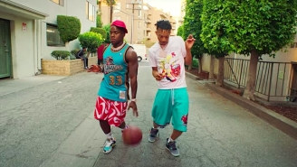 DaBaby And Stunna 4 Vegas Make Their Own Fun In Their Irreverent 'No Dribble' Video