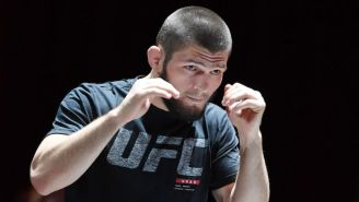Khabib Nurmagomedov And Justin Gaethje's UFC Lightweight Title Fight Is Set For October