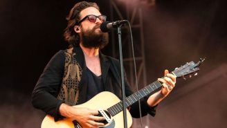 Father John Misty Covers Leonard Cohen And Cat Stevens For His Upcoming 'Anthem +3' Benefit EP