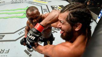 Kamaru Usman Dominated Jorge Masvidal To A Decision Victory At UFC 251
