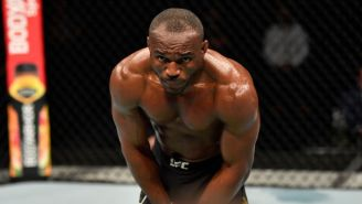 Kamaru Usman Wants Georges St-Pierre As His 'Dream Fight' If UFC Lets Him Pick His Next Opponent