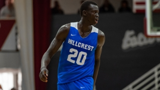 Five-Star Prospect Makur Maker Committed To Howard With The Hopes Of Making 'The HBCU Movement Real'