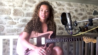 Nilüfer Yanya Unveiled A New Song During Her Electrifying At-Home Tiny Desk Concert