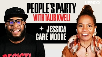 Talib Kweli & Jessica Care Moore Talk Detroit Hip-Hop, J-Dilla, Poetry, Protests