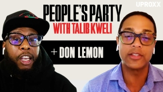 Talib Kweli & Don Lemon Talk Ferguson, Trump, Police Brutality, And Bubba Wallace