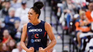 The Washington Mystics Are Thriving Despite Key Absences In The Wubble