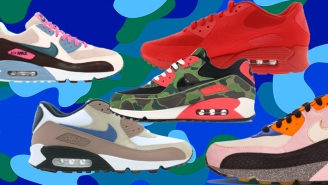 The Best Nike Air Max 90s In The Sneaker's 30 Year History