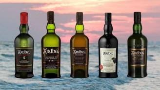 Expression Session — Tasting Five Whiskies In The Ardbeg Portfolio