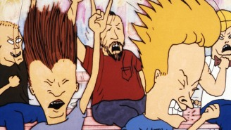 It Sounds Like We Might Not Be Seeing 'Beavis And Butt-Head' Headbanging Anymore