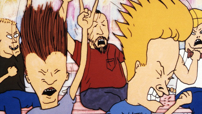 It Sure Sounds Like 'Beavis And Butt-Head' Won't Headbang Anymore