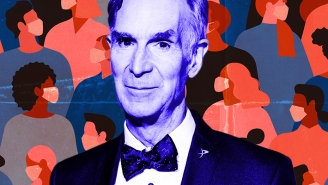 Bill Nye Schools Anti-Maskers In A New TikTok Video