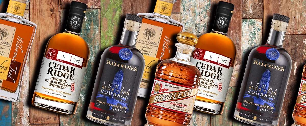 Independent Bourbons That You Should Absolutely Race To Track Down