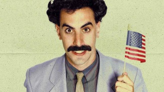 Borat Brings His Daughter To America To Marry Mike Pence In The 'Borat: Subsequent Moviefilm' Trailer