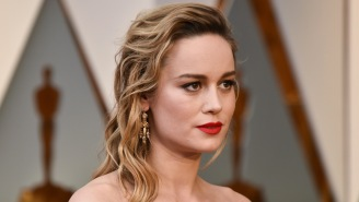 Brie Larson Had A 'Fire' Answer When Asked To Name A Movie That Will Be Considered A Classic In 50 Years