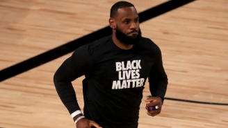 LeBron James 'Hopes We Made' Colin Kaepernick Proud By Kneeling For The National Anthem