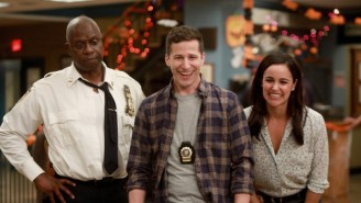 Andy Samberg Thinks It Will Be A 'Challenge' To Make New Episodes Of 'Brooklyn 99' Amid Police Protests
