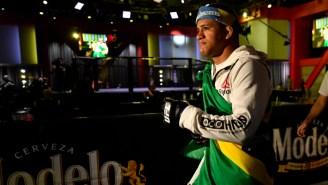 Report: Gilbert Burns Will Not Fight Kamaru Usman At UFC 251 After A Positive COVID-19 Test
