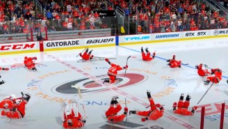 EA Pushed 'NHL 21' To October And Cited 'Major Adjustments' In Its Development