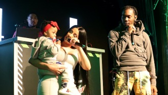 Neighbors Called The Police On Cardi B And Offset's Daughter's Birthday Party