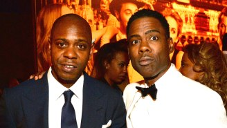 Dave Chappelle, Chris Rock, And Jim Carrey Joined Forces For A Socially-Distant Comedy Show